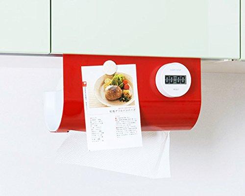 ウチフィット キッチンペーパーハンガー 使用例