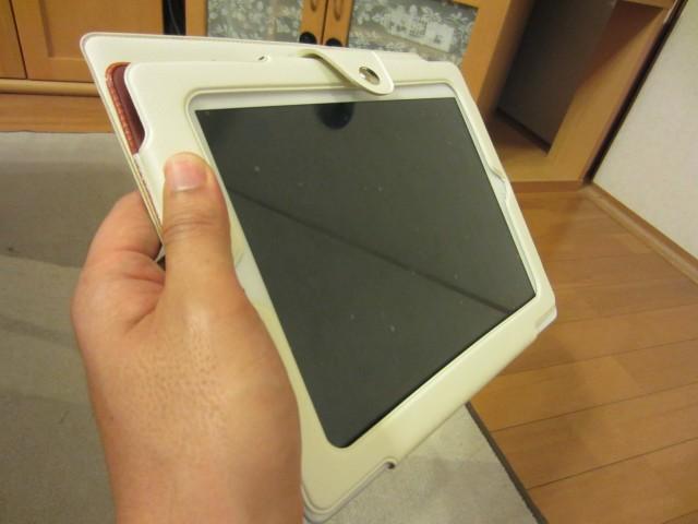 iPadケース 100円均一 1