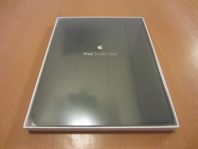 iPadケース Apple純正 ポリウレタンスマートカバー1