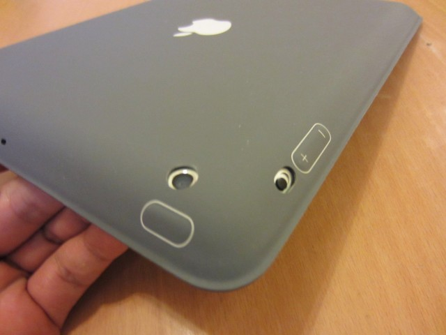 iPadケース Apple純正 ポリウレタンスマートカバー5