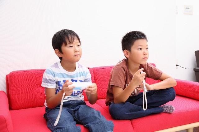 テレビゲームを子供に止めさせたいなら親から止めよう!