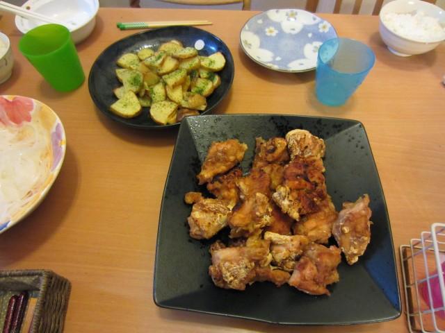 ジョイクック 唐揚げ料理 鶏肉2