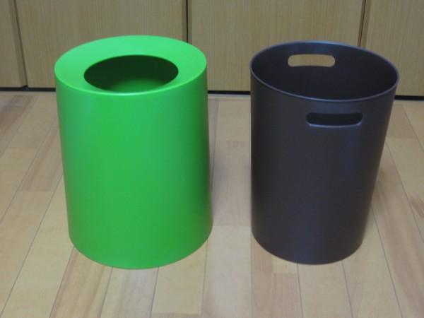 レジ袋を隠すideaco TUBELOR おしゃれなゴミ箱2