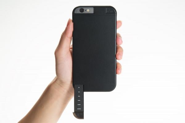 通信回線の感度がよくなる  iPhoneケース LINKASE PRO_1