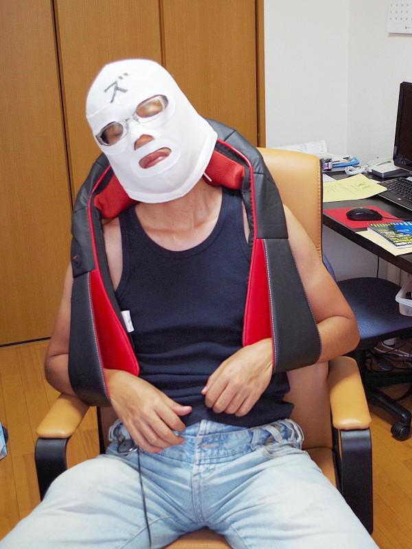 医療機器認可取得 マッサージ機 ネックマッサー も~む 首・肩・背中・腰 マッサージ機 指圧風もみ玉マッサージ 058356_08