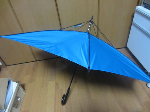 車の乗り降りで濡れない傘 +d UnBRELLA / アンブレラ6