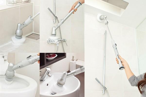 お風呂・トイレ・洗面所の掃除に充電式バスポリッシャー TU-890_10