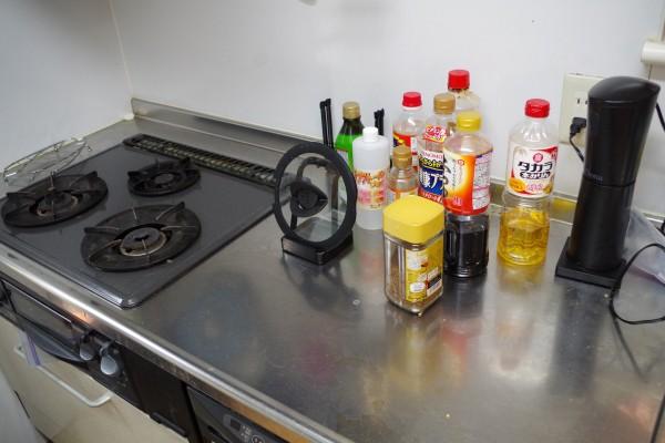 キッチンラック ステンコンロサイドラックVHW_04