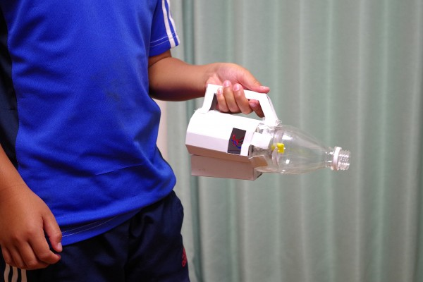 科学工作組立キット ペットボトルクリーナー組立キット_06