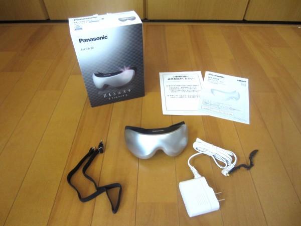Panasonic 目元エステ リフレタイプ EH-SW30_02
