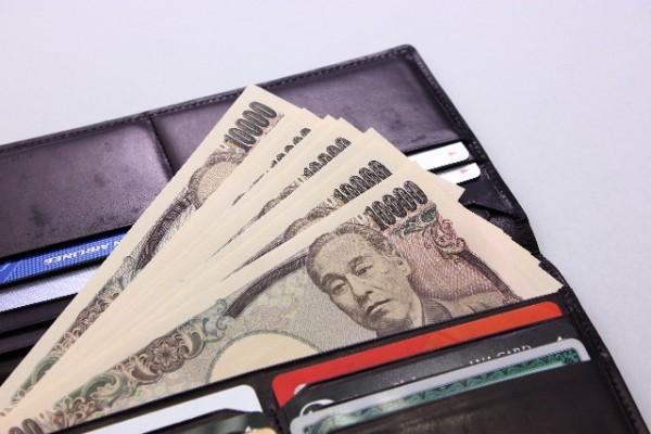 お金_お札_財布