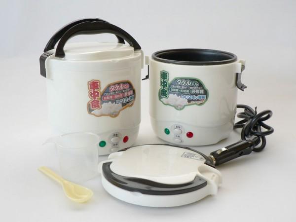 ジェーピーエヌ 自動車・船舶用炊飯器「タケルくん」 1.5合_01