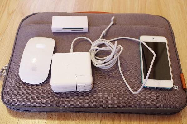 Inateck 13.4インチMacBookケース LB1300G_レビュー