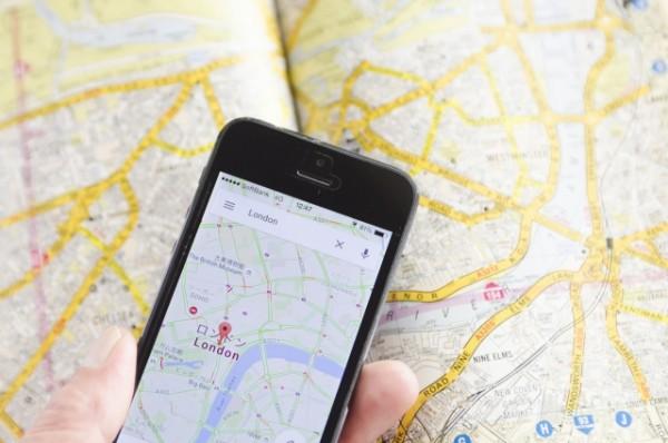 スマホ_GPS_地図