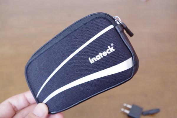 Inateck Lacertaデュアルダイナミックドライバー インイヤー HiFiヘッドフォン BH1102