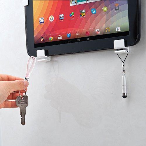 iPad・タブレット冷蔵庫貼り付けホルダー