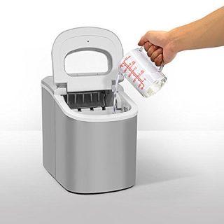 氷を早く作る機械はコレ!夏に便利な家庭用高速製氷機
