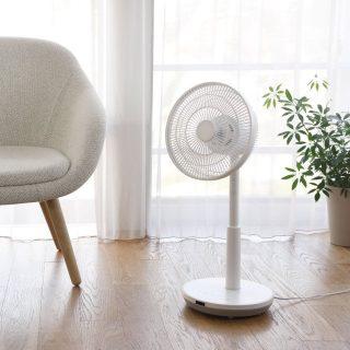 夏風邪対策にコレ!逆回転するsirocaサーキュレーター扇風機