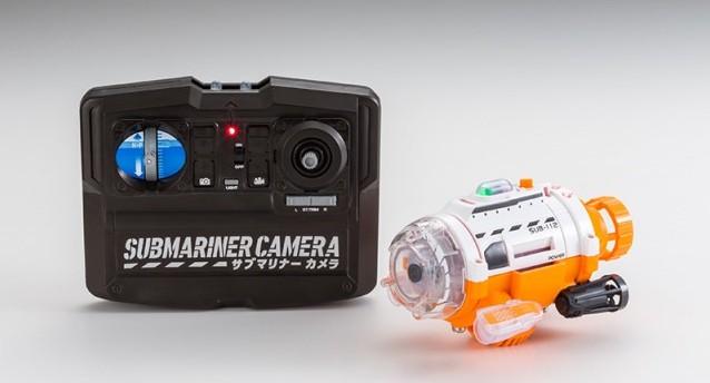 CCP 赤外線コントロール サブマリナーカメラ