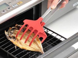 焼き魚の身崩れ・カレイの煮付の煮崩れ防止にコレ!