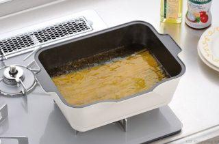 パスタを簡単に茹でる便利器具!少ないお湯で節約と時短に!