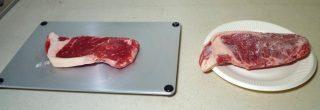 肉を素早く解凍する便利グッズ!電子レンジを使わず節約にも