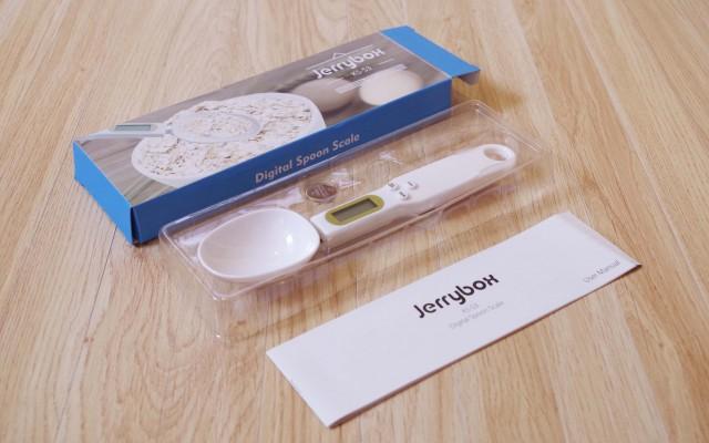 Jerrybox 計量スプーン
