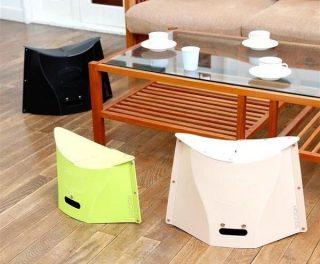 超軽量で持ち運び便利!コンパクトで丈夫な折りたたみ椅子