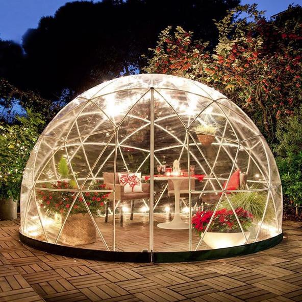 アウトドアドーム ガーデンイグルー Garden Igloo