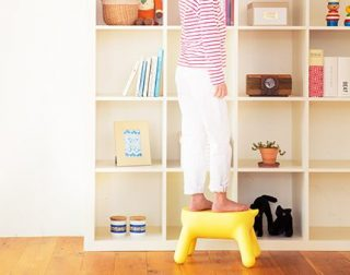 使い方いろいろ!子供用にも使えるおしゃれで便利な踏み台