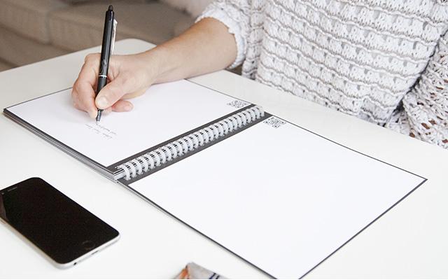 エバーラストノートブック Everlast Notebook