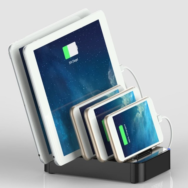 SAC Quick Charge 2.4 A USB Charging Stand