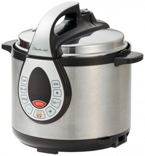 ワンダーシェフ 電気圧力鍋 4L