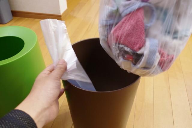 次が使いやすいゴミ袋