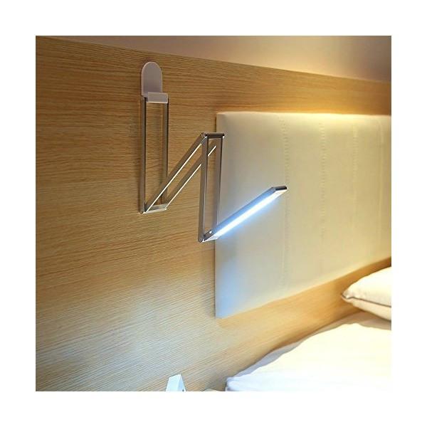 MORECOO LED 折りたたみ式デスクライト