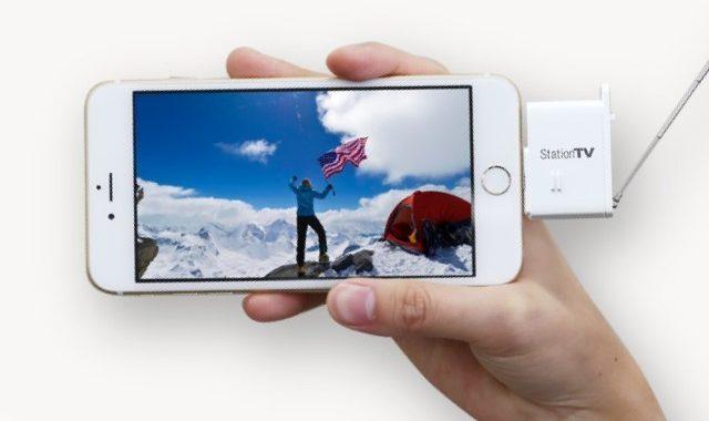 ピクセラ iOS対応モバイルテレビチューナー PIX-DT350N