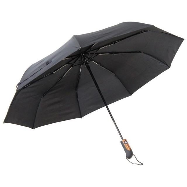 ハラダ 耐風自動開閉折りたたみ傘