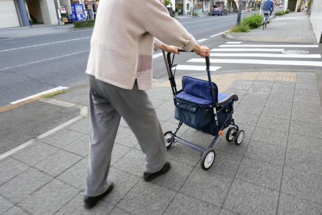 歩行器イメージ