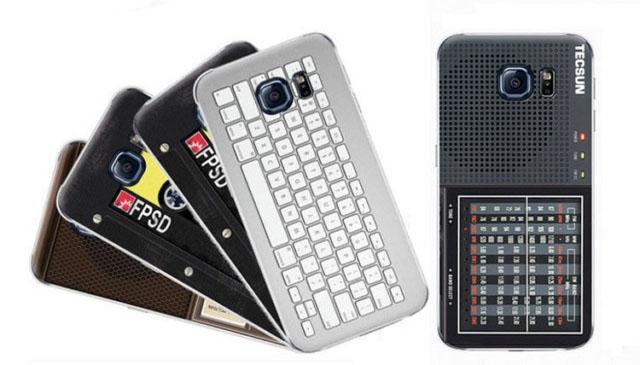 Galaxy S7 edge クラシックハードケース for SC-02H SCV33