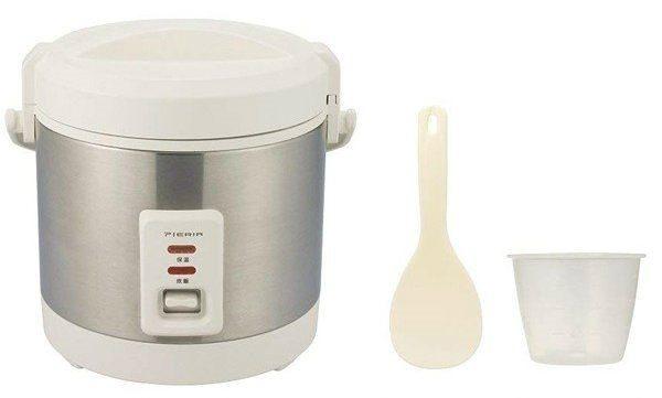 ドウシシャ 炊飯器 2.5合 ピエリア RCS-25
